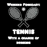 Wochenende Vorhersage. Tennis