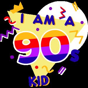 Ich bin ein 90er Kind