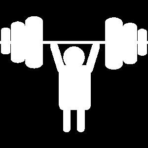 fitnesstyp. Bankdrücken. Fitness. Sport