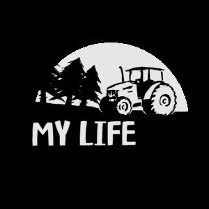 my life mein Traktor mein Leben Landwirtschaft