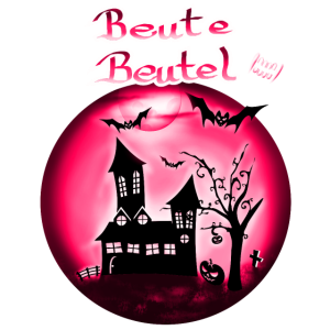 Halloween Beute Beutel Pink,Geschenkidee