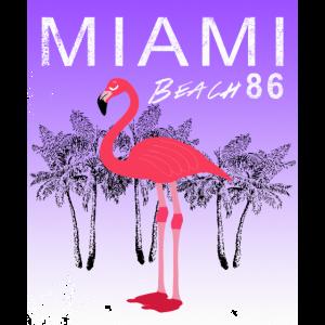 Miami Beach 86 grunge Style
