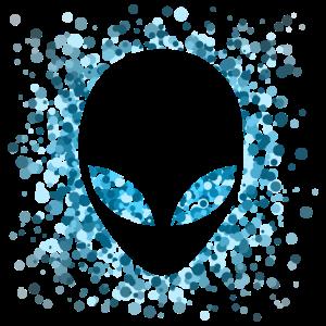 Alien Konfetti