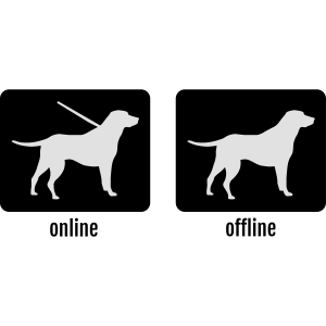 Labrador - Online/Offline