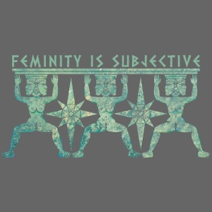 La feminidad es subjetiva