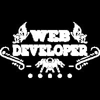 Web Developer Spinne