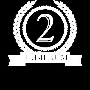 2. Jubiläum Ehejubiläum Dienstjubiläum