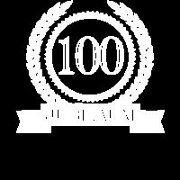 100. Jubiläum Ehejubiläum Dienstjubiläum