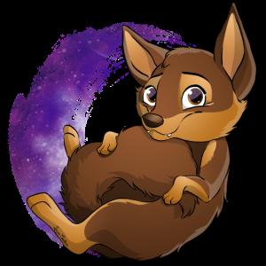 Kelpie Galaxie - Schokolade Feuer