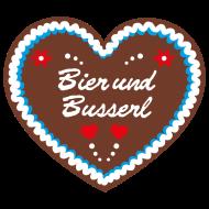 Oktoberfest & Wiesn Shirt: Lebkuchenherz