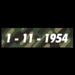 1er Novembre 1954