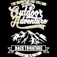 Outdoor Sport Abenteuer Natur Wandern Weihnachten