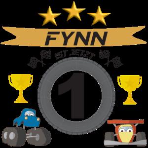 Fynn ist jetzt 1 Monstertruck