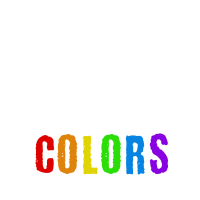 Do not be afraid to show off your true colors