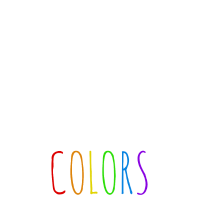 Don't be afraid to show off your true colors