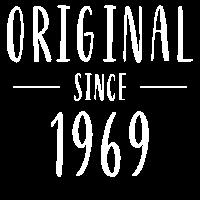 Original seit 1969 - Baujahr 1969