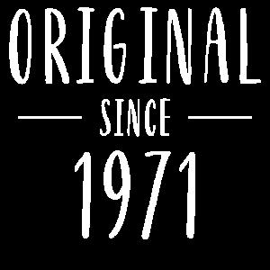 Original seit 1971 - Baujahr 1971