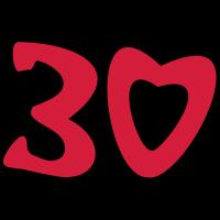 30 - Dreißig