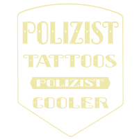 TATTOOS NUR COOLER POLIZIST