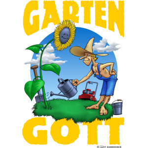 FUN - Garten Gott Sonnenblume no problem - Bestseller