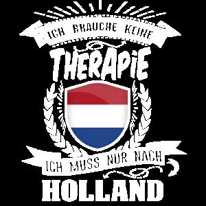 Ich brauche keine Therapie Holland (weiss)