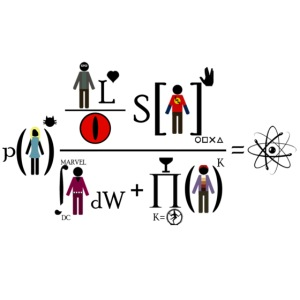The Big Bang Theory equation