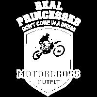 Motorcross Geschenk Idee Geburtstag T-Shirt Love
