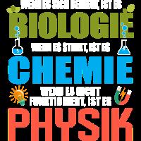 Biologie/Chemie/Physik/Biologe/Chemiker/Physiker