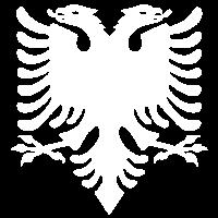 weißer albanischer adler Albanian Double Eagle