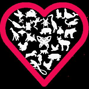 Tier Tierschutz Tierliebe Tierfreund Geschenk