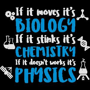 bio chemie physic