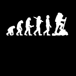 Wandern Backpacker Evolution