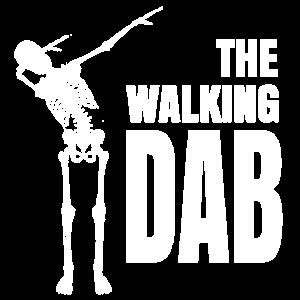 The Walking Dab Dabb Dabbing Dabbin Halloween