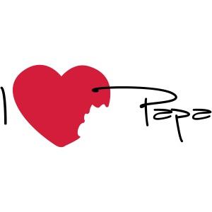 I love Papa - 16 Vecto