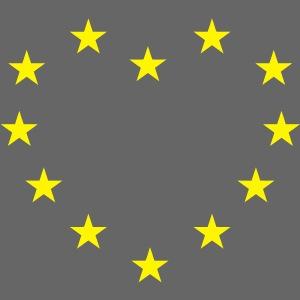europe star heart
