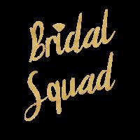 Team Bride Bridal Squad