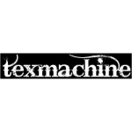 texmachine logo white on black
