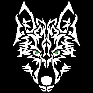 Wolf Macht. Einfach zu personalisieren.