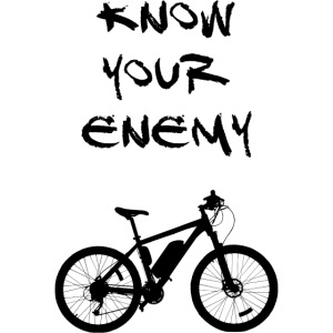 E-Bikes: Know Your Enemy