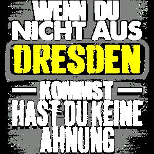 DRESDEN - Ahnung