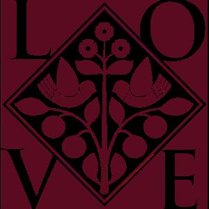 Art Nouveau Love