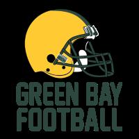 Helmet Green Bay