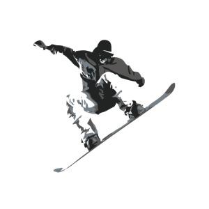 Snowboarder Schnee Snow Winter