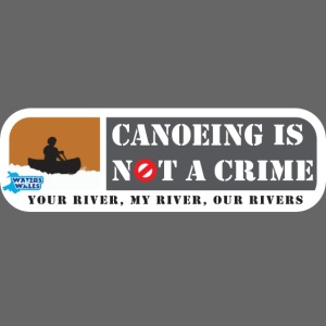 Canoeing is not a crime