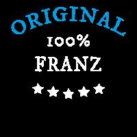 Original 100% Franz, Geschenk,