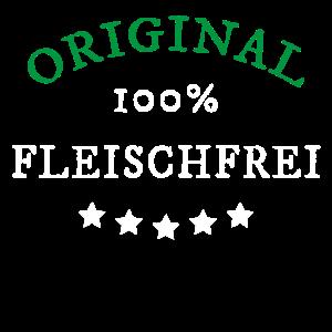 Original 100% Fleischfrei, Geschenk