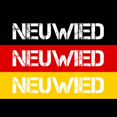 STADT NEUWIED, DEUTSCHLAND - NEUWIED ist deine Heimat? Dann ist dieses Design für dich! Heimat,Stadt,Deutschland,deutsch,städte,schwarz rot gold,Region,Orte,Ort,Stadtname,Metropole,großstadt,Heimatstadt,city,Deutschlandflagge,Bun - Deutschlandflagge,städte,Region,deutsch,Stadt,NEUWIED,BRD,Stadtname,Deutschland,Orte,Bundesrepublik,Ort,Deutschlandfahne,Heimatstadt,Metropole,Heimat,schwarz rot gold,city,großstadt