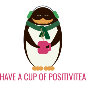 Penguin Positivitea