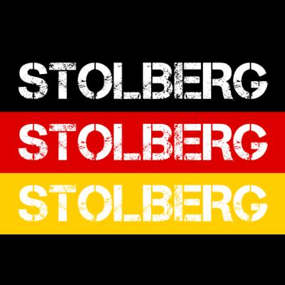 STADT STOLBERG, DEUTSCHLAND - STOLBERG ist deine Heimat? Dann ist dieses Design für dich! Heimat,Stadt,Deutschland,deutsch,städte,schwarz rot gold,Region,Orte,Ort,Stadtname,Metropole,großstadt,Heimatstadt,city,Deutschlandflagge,Bu - STOLBERG,Deutschlandflagge,städte,Region,deutsch,Stadt,BRD,Stadtname,Deutschland,Orte,Bundesrepublik,Ort,Deutschlandfahne,Heimatstadt,Metropole,Heimat,schwarz rot gold,city,großstadt