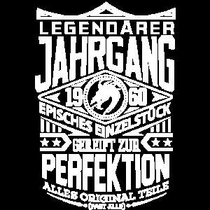 LEGENDÄRER JAHRGANG 1960